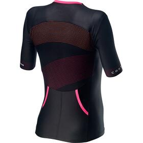Castelli Free Speed 2 Race Koszulka rowerowa z krótkim rękawem Kobiety, multicolour/black